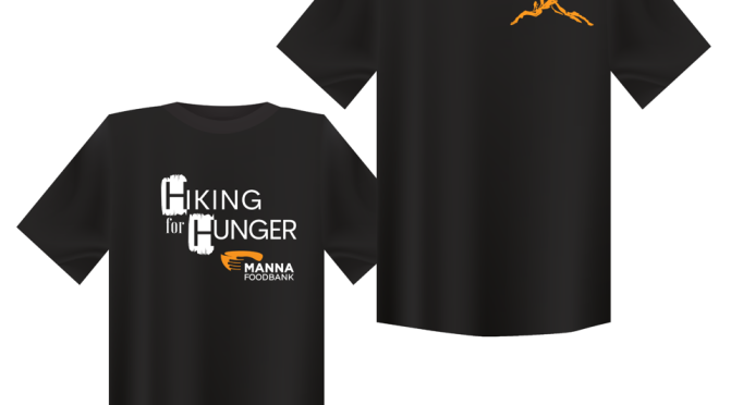 **UPDATE** Say Happy Birthday To BAM!: Order Your Hiking For Hunger T-Shirts Today! (Pre-Order Deadline is now  Sun. Sep 5th)